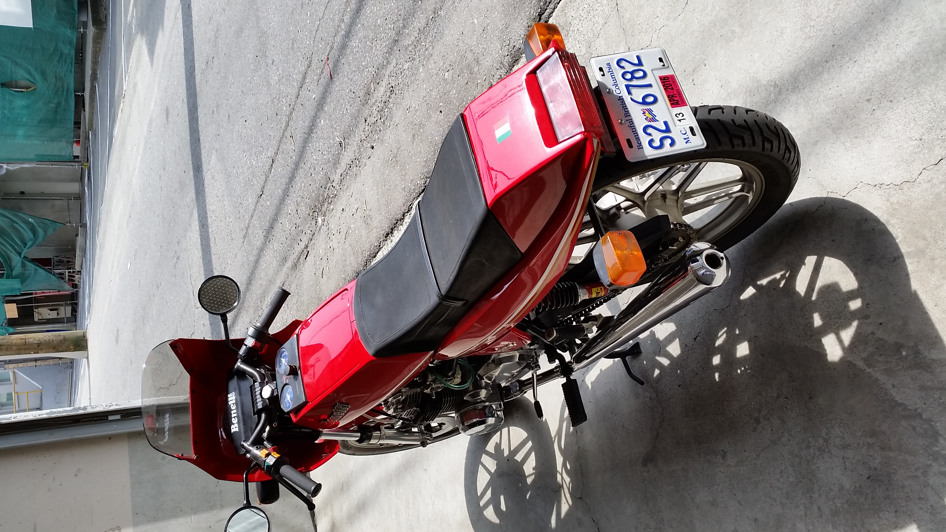 Benelli 254 owner: interested to know of others-20150418_135304.jpg