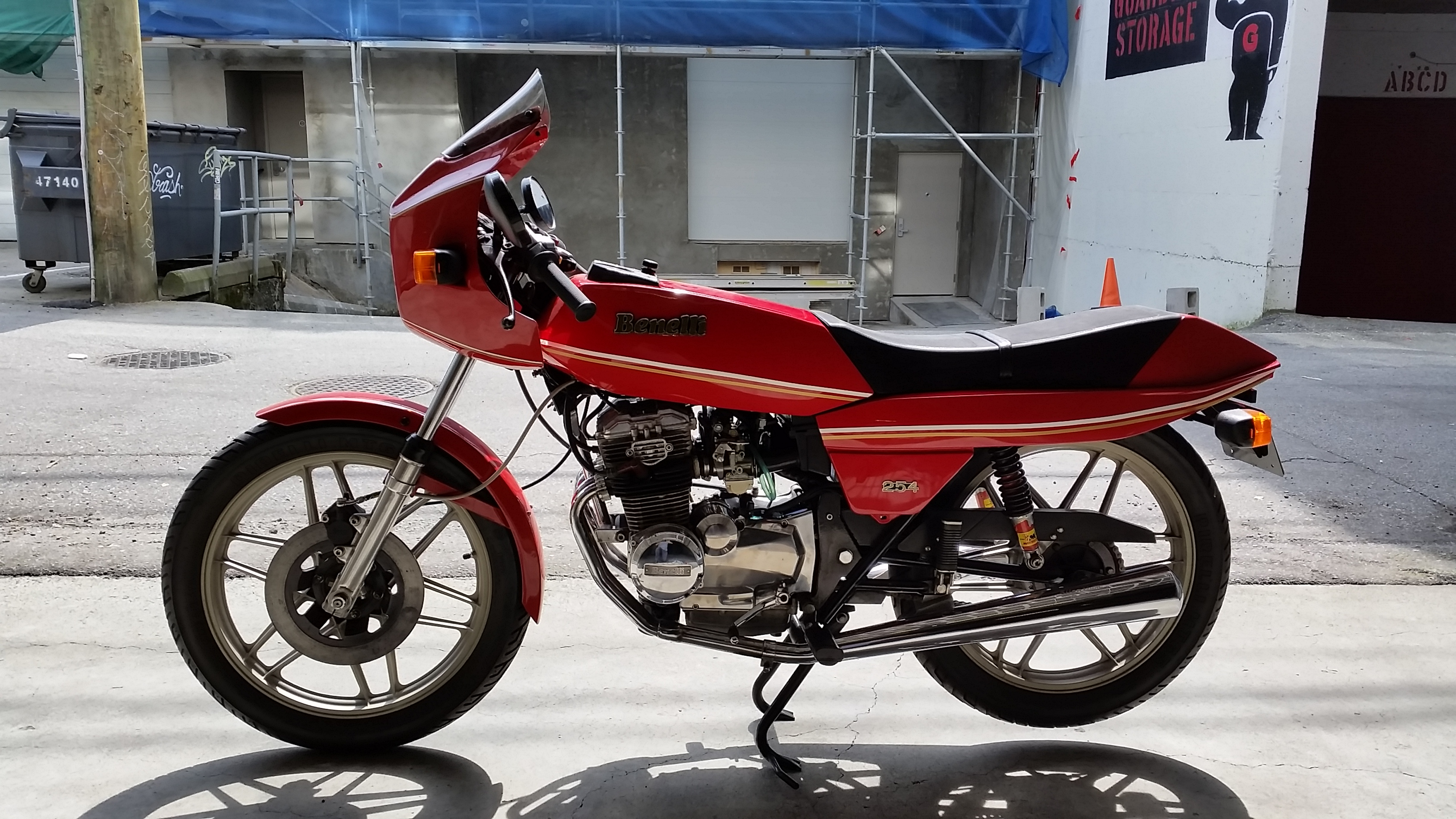 Benelli 254 owner: interested to know of others-20150418_135506.jpg
