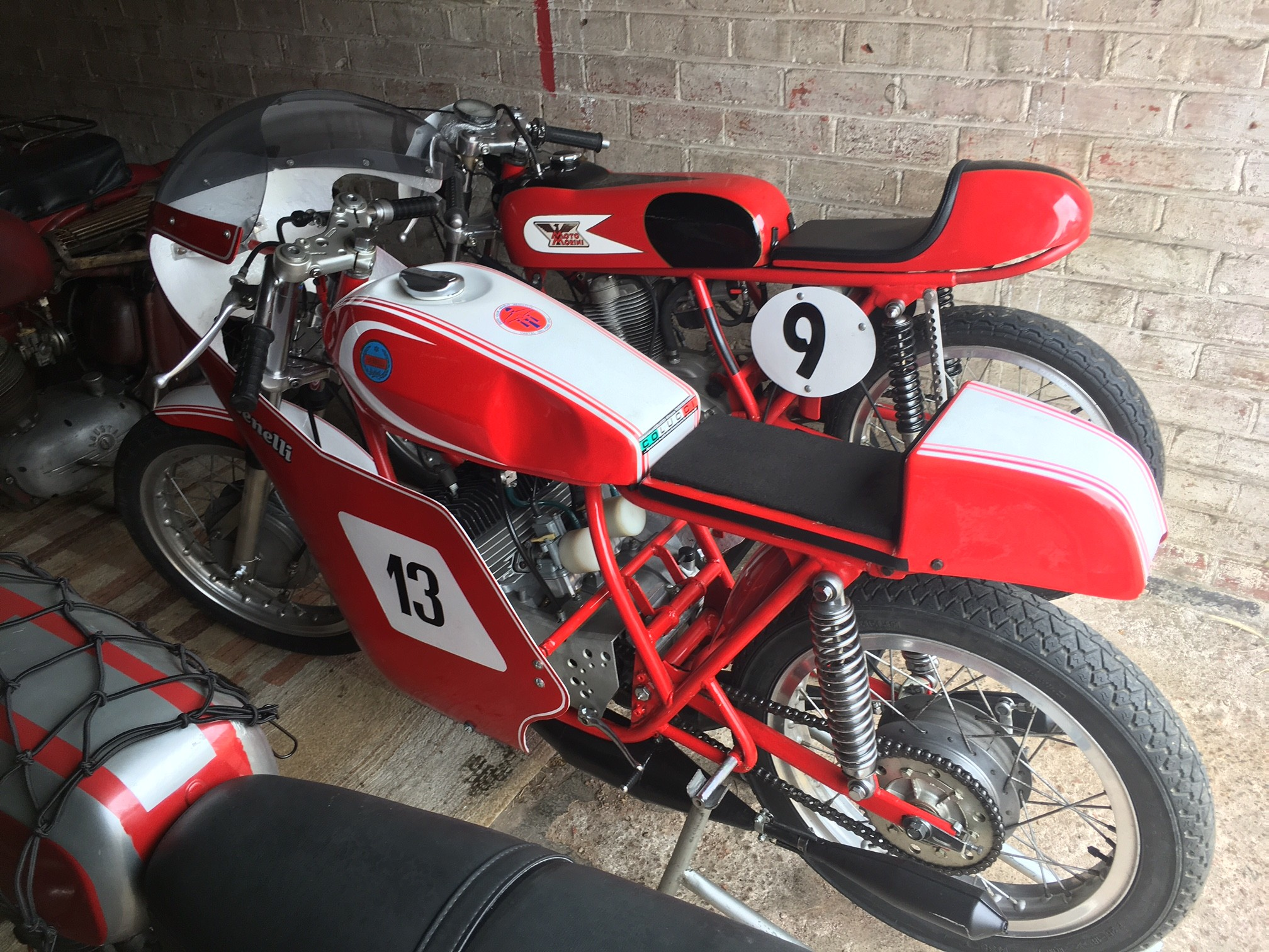 Benelli 500 Quattro And 250 2c Sport Corsa For Sale