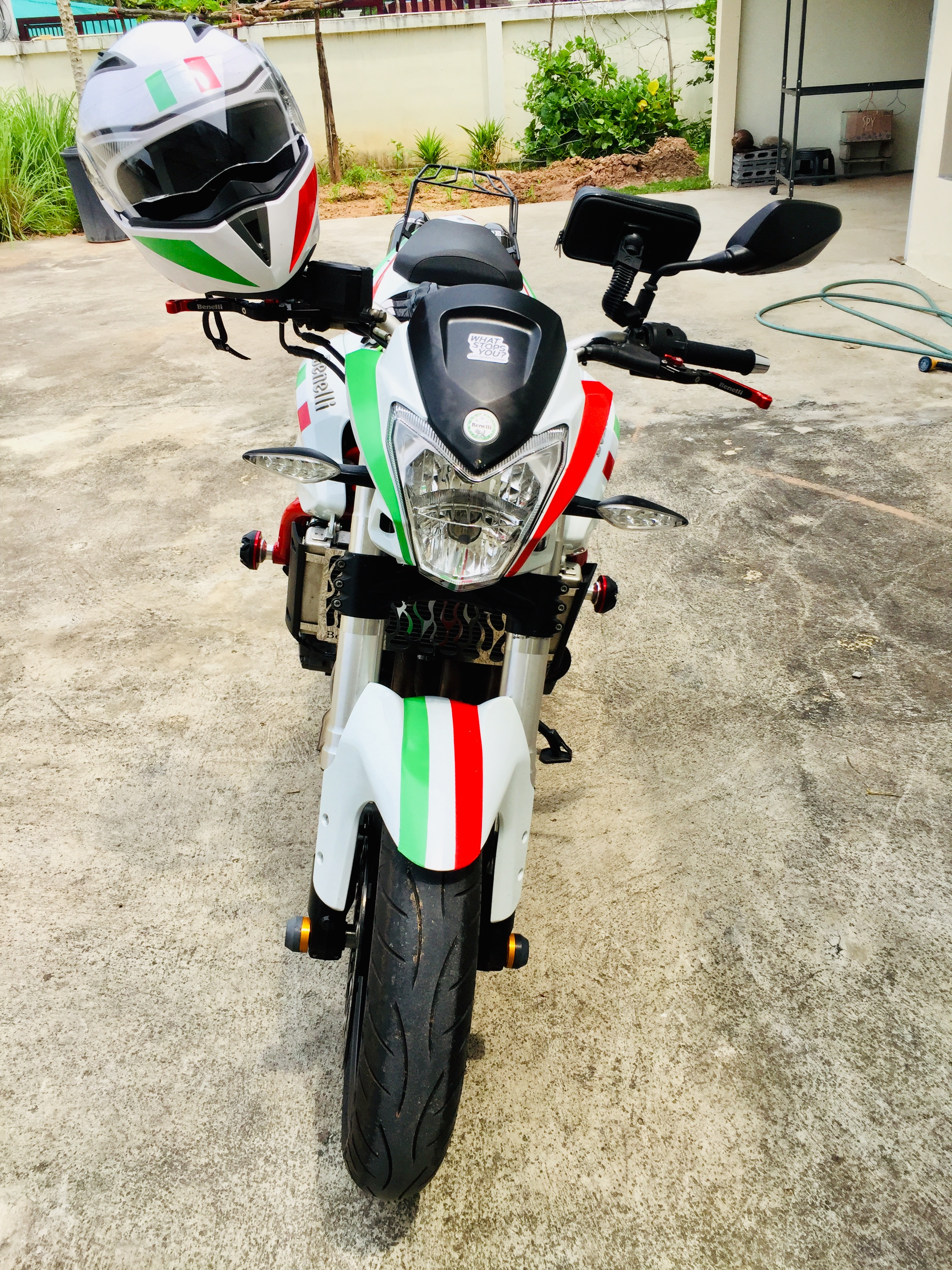 Wanted to buy a Honda CB650 but bought a Benelli bn600J instead.-8169bd86-112d-4bc1-bd40-d74e73f06dd6.jpeg