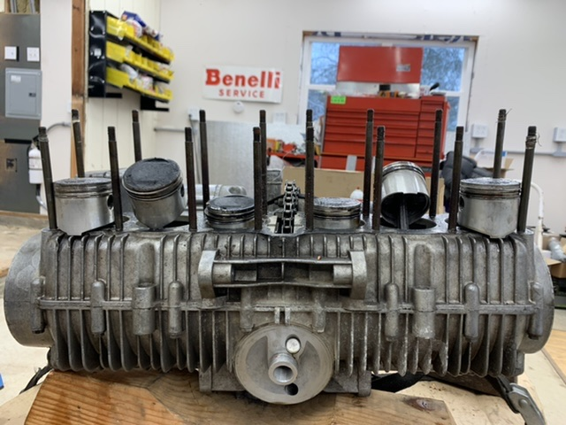 Benelli sei  1978 - Project underway-933b8c49-bcd6-44fd-a18a-be76be973a4d.jpeg