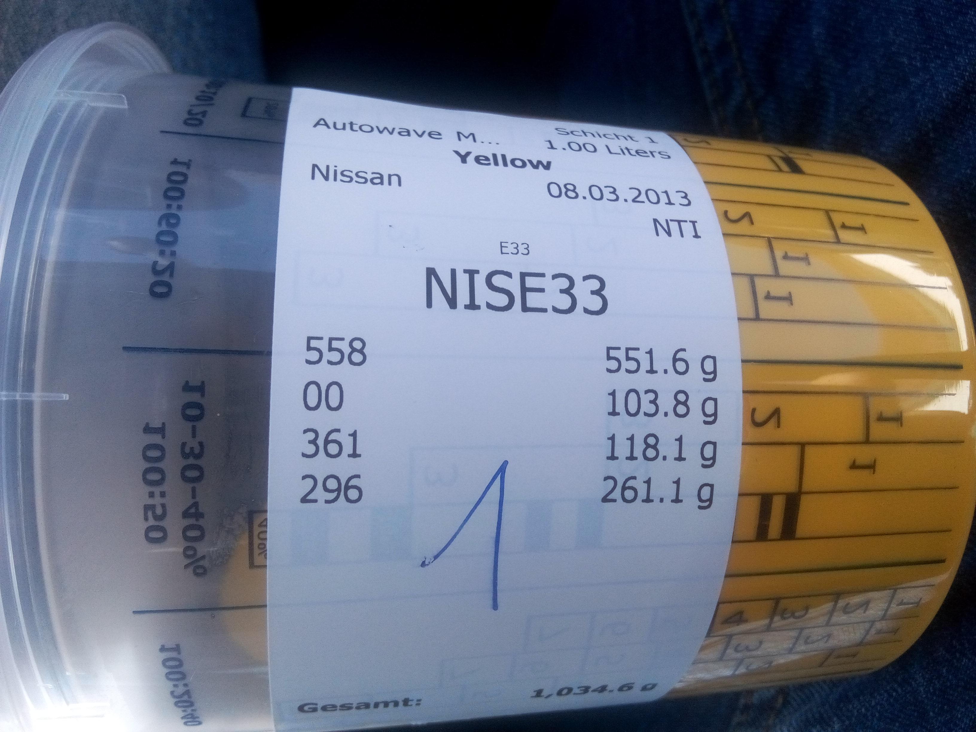 collor code of the yellow for the Amazonas-basislack-nise33.jpg