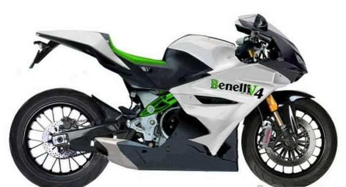 Benelli BN 600 Attachment