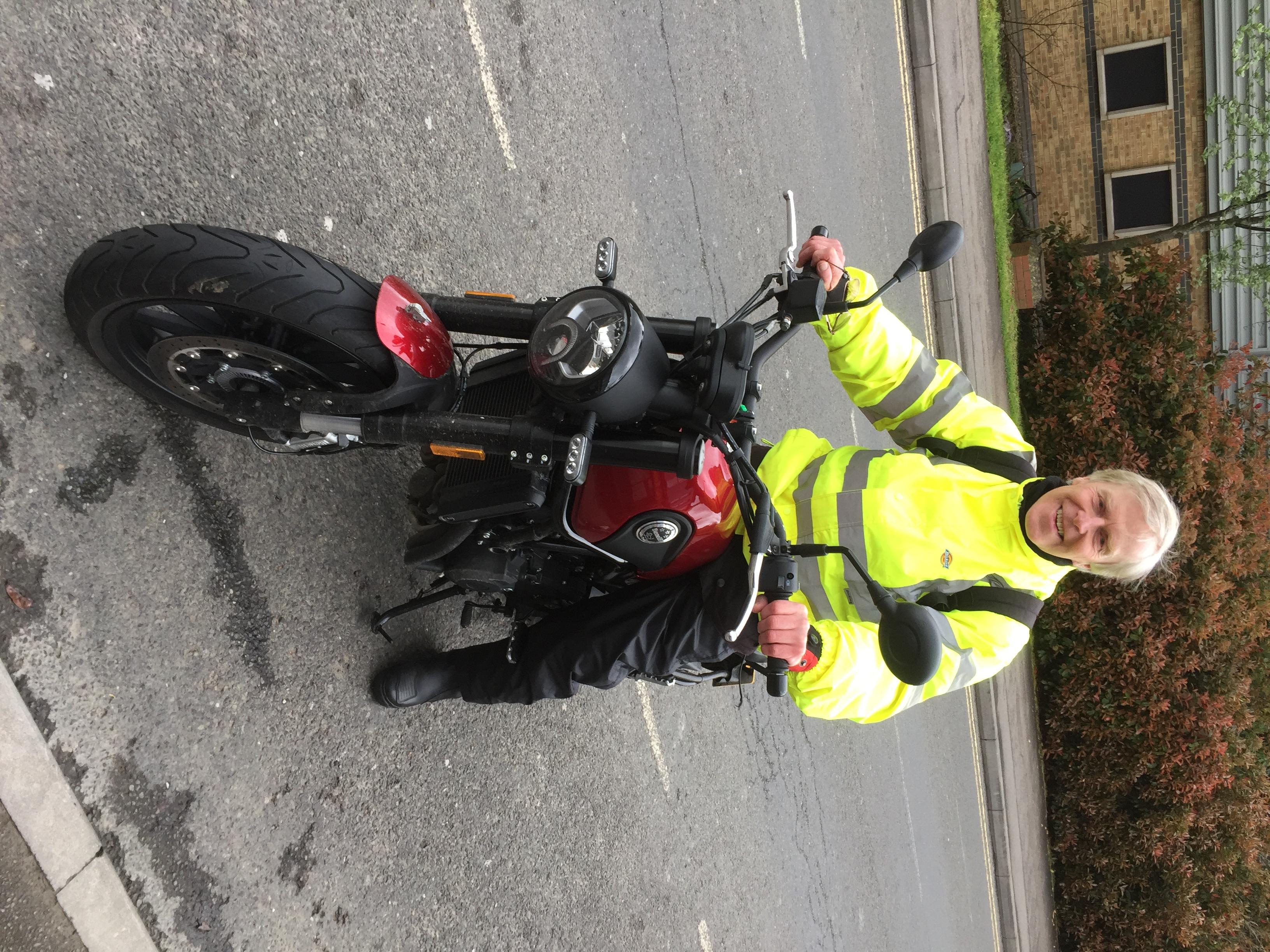 rode speed test