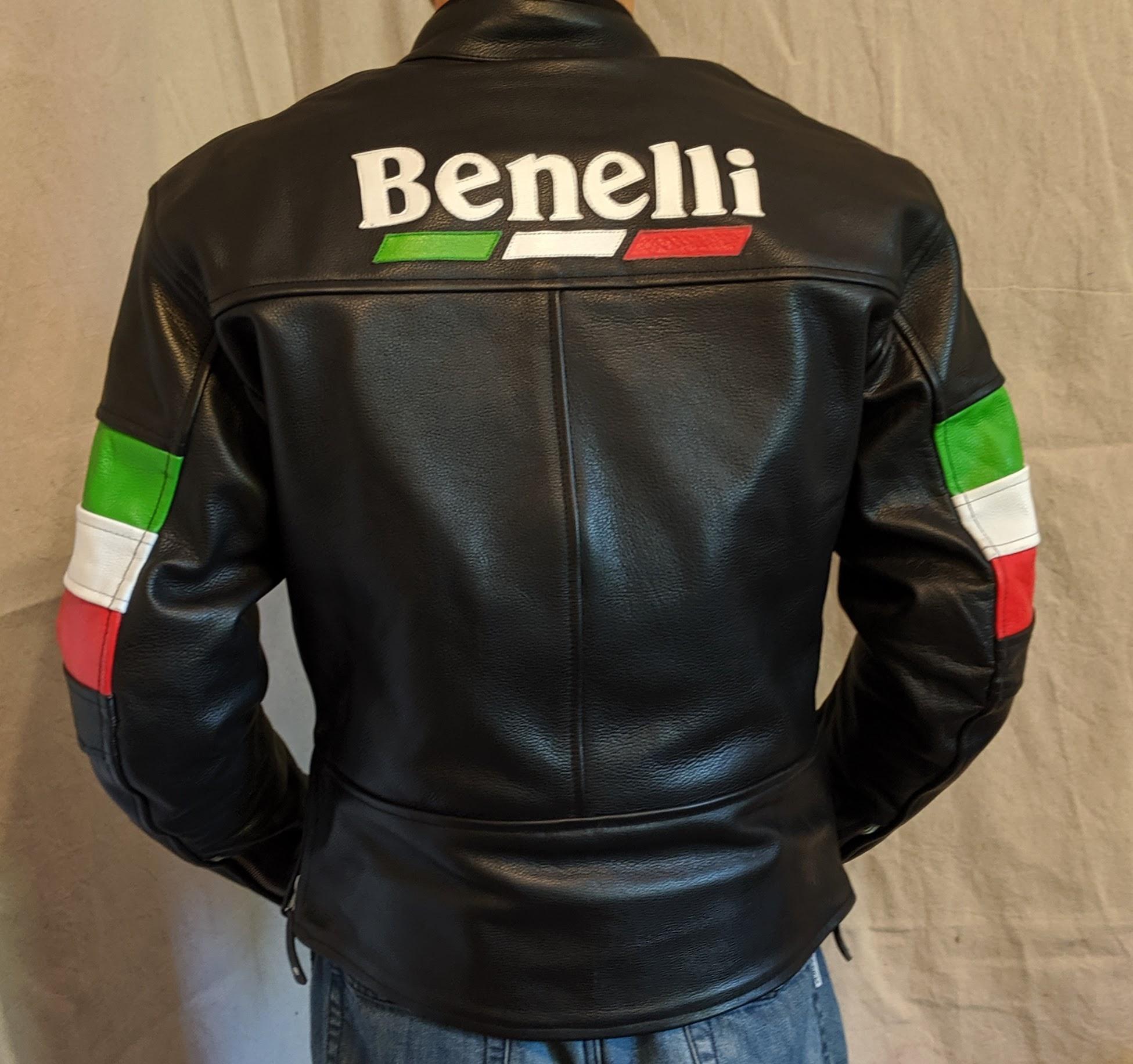 Benelli Logo'ed Leather Jackets-img_20191011_081524_1573052361572.jpg
