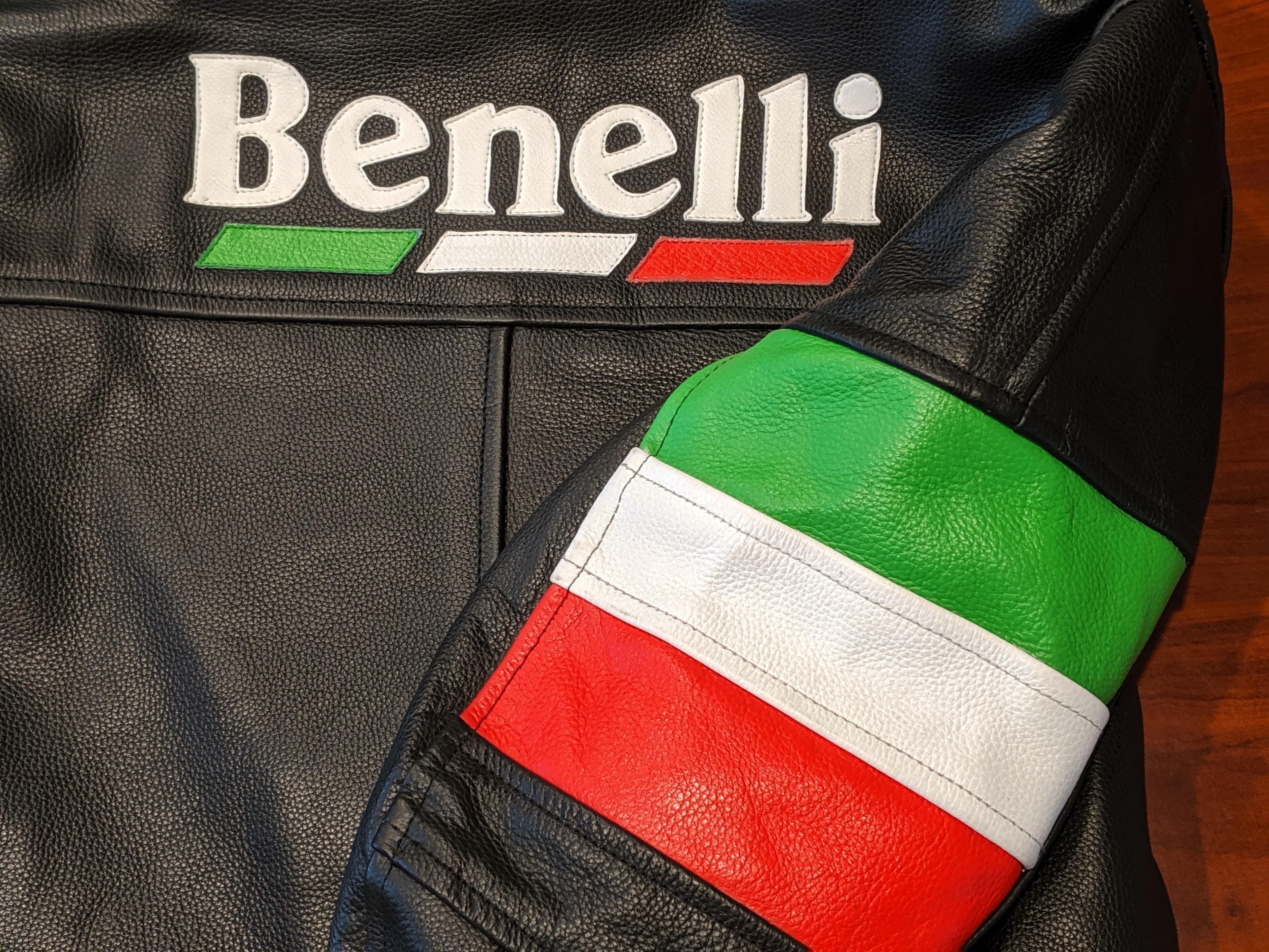 Benelli Logo'ed Leather Jackets-img_20191011_092100_1573052270420.jpg