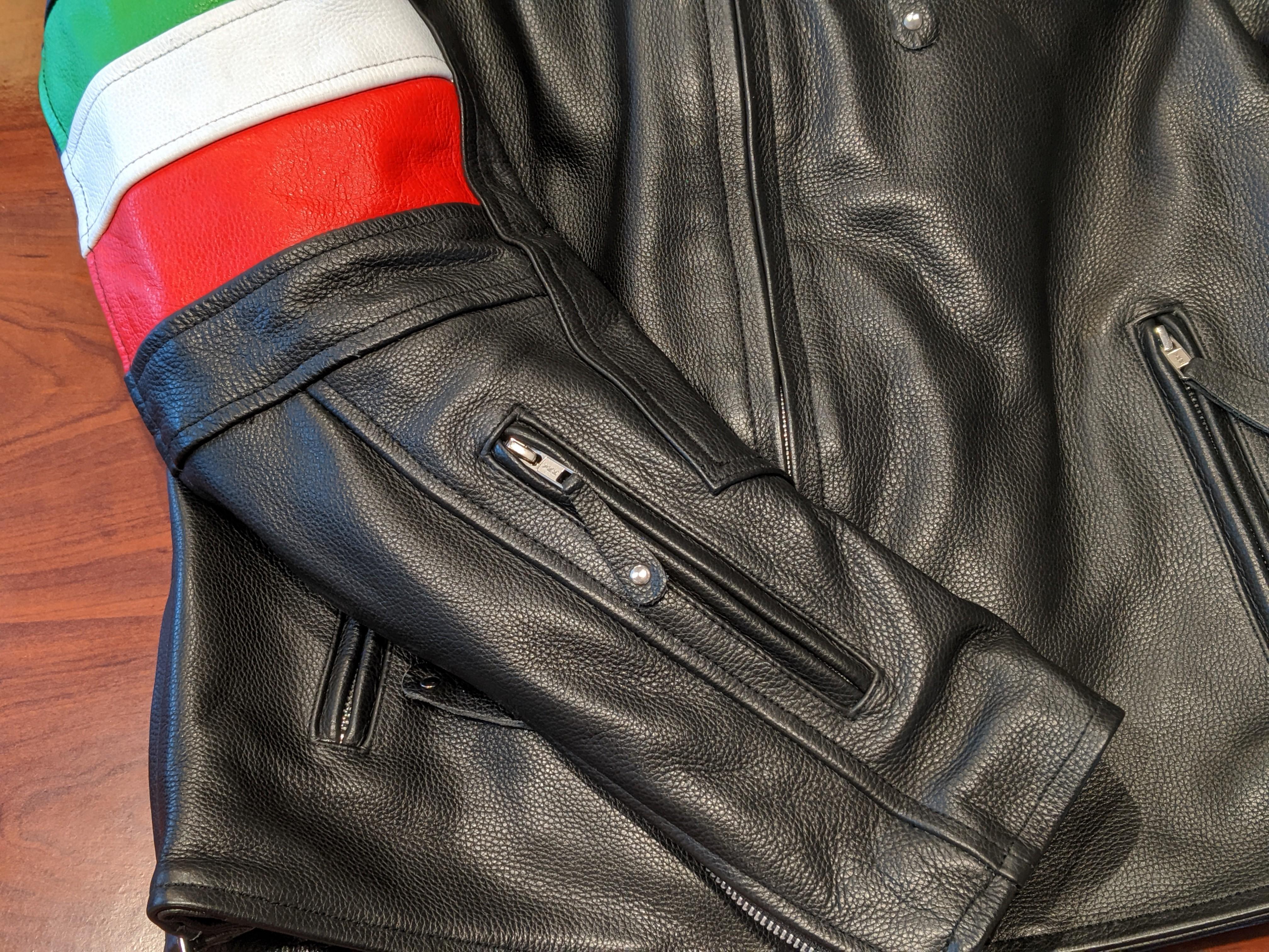 Benelli Logo'ed Leather Jackets-img_20191011_092132_1573052423289.jpg