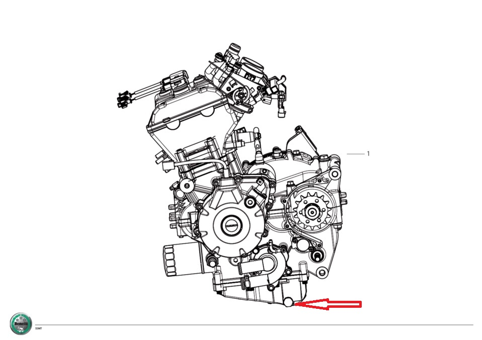 manual doesn u0026 39 t say how to change engine oil bn302