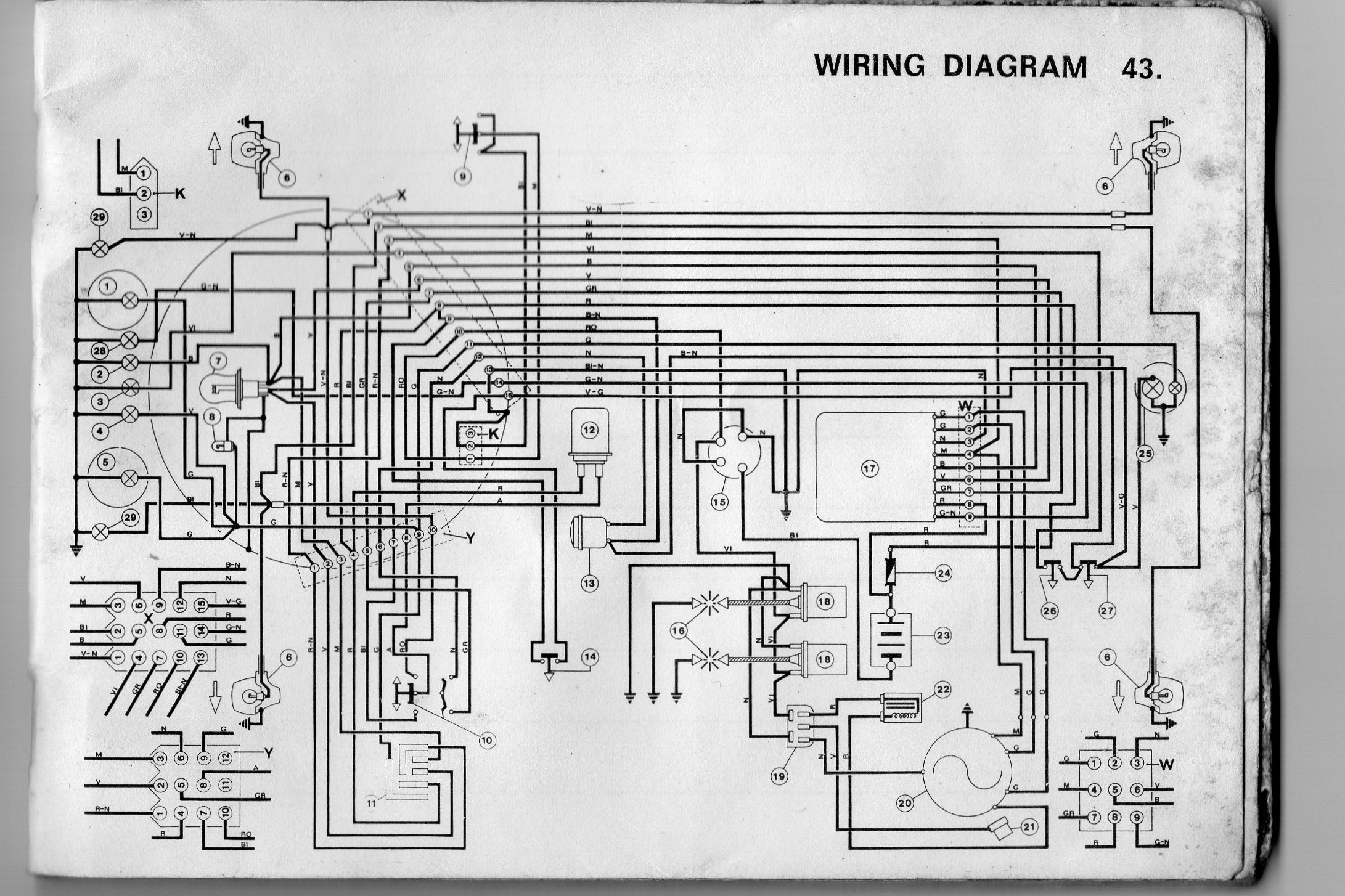Ts250 Wiring Diagram Page 2 And Schematics 1970 Kawasaki 250 For You All U2022 Rh Onlinetuner Co Mz Ts