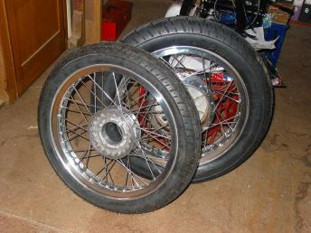 Benelli 750 sei 76 model restoration.-wheels.jpg