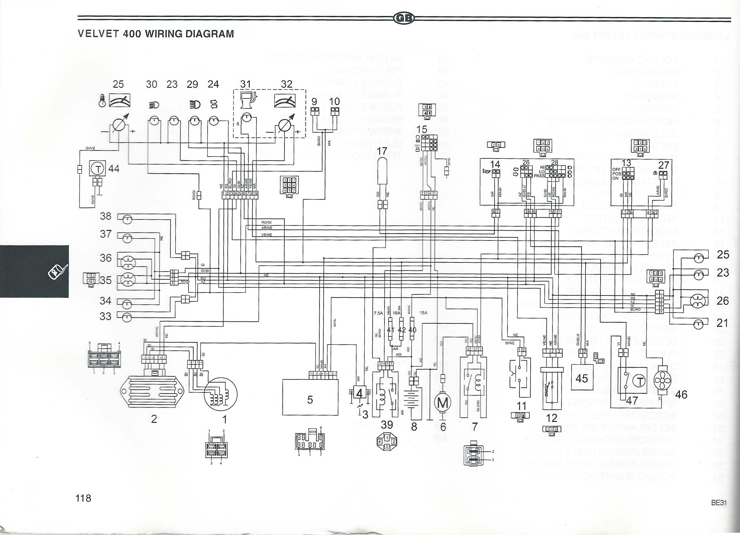 Moped Wiring Diagram Simplified Power Circuit 4 Pin Cdi Kymco Diagrams And Schematics Ignition Simple Pictures Images
